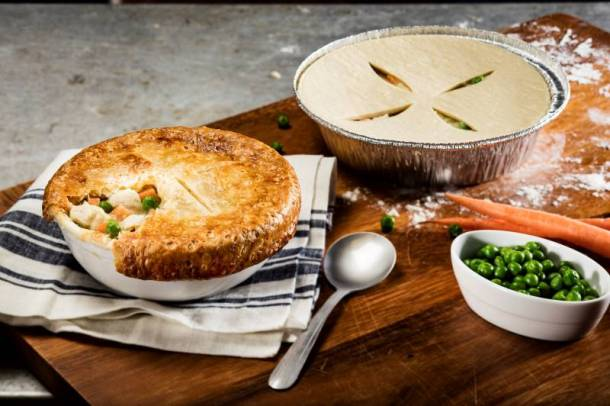 Kansas City National Pi Day deals - Chicken pot pie from Cheddar's