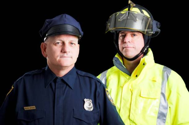 Dollar General first responder and healthcare discount - policeman and fireman