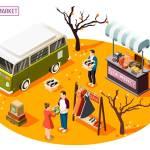 Boulevard Drive-In Hosts Weekly Swap 'n' Shop