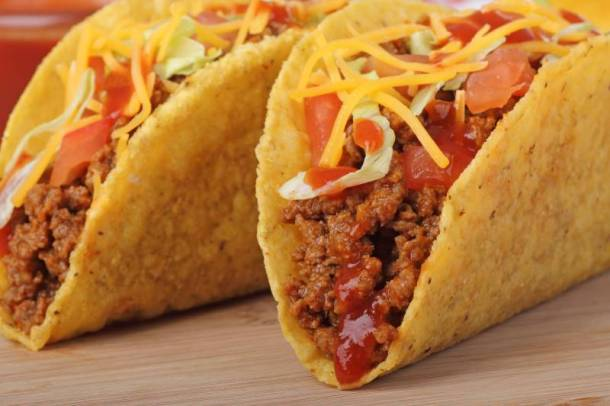 National Taco Day deals in Kansas City - beef tacos