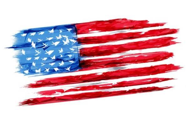 American Flag - Fourth of July Kansas City