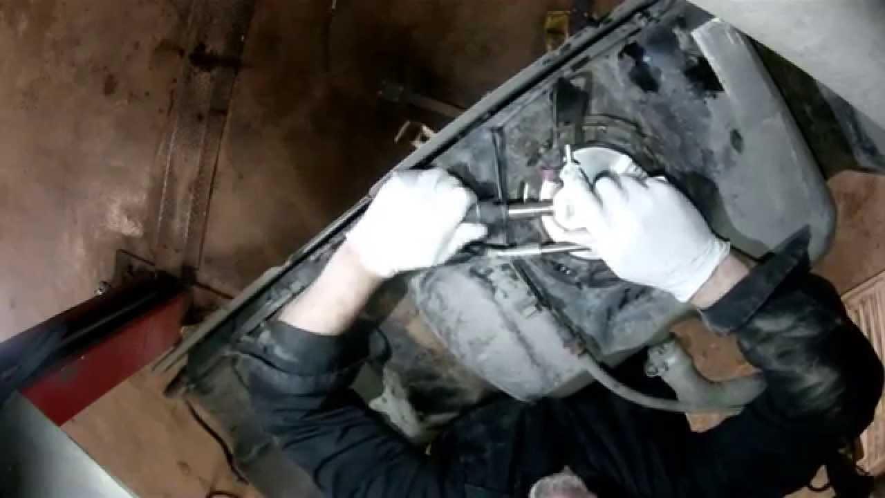 Chevy Silverado Fuel Pump Replace In Under 1 Hour