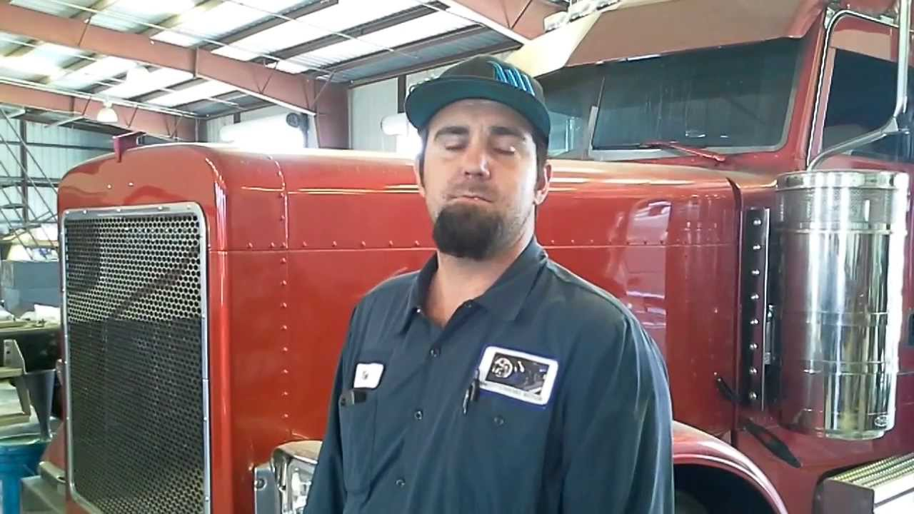 Diesel Truck Repair Shop Southern California