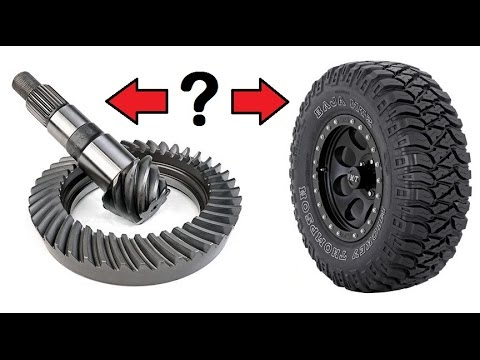 How to Choose Your Axle Gear Ratio