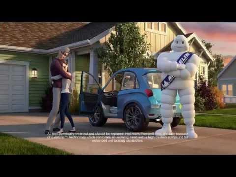 Michelin Premier Tire Commercial (Long)