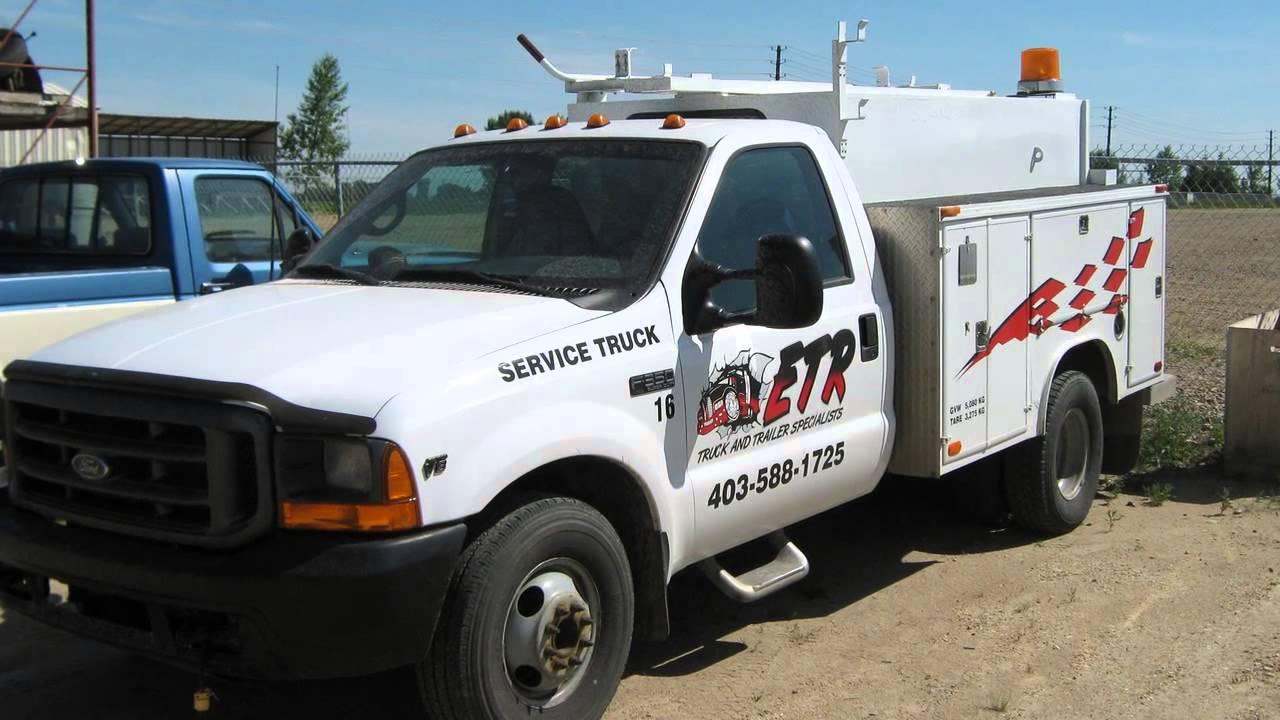 Mobile Truck Repair in Calgary and Edmonton, Alberta - Earl's Truck and Trailer Repair
