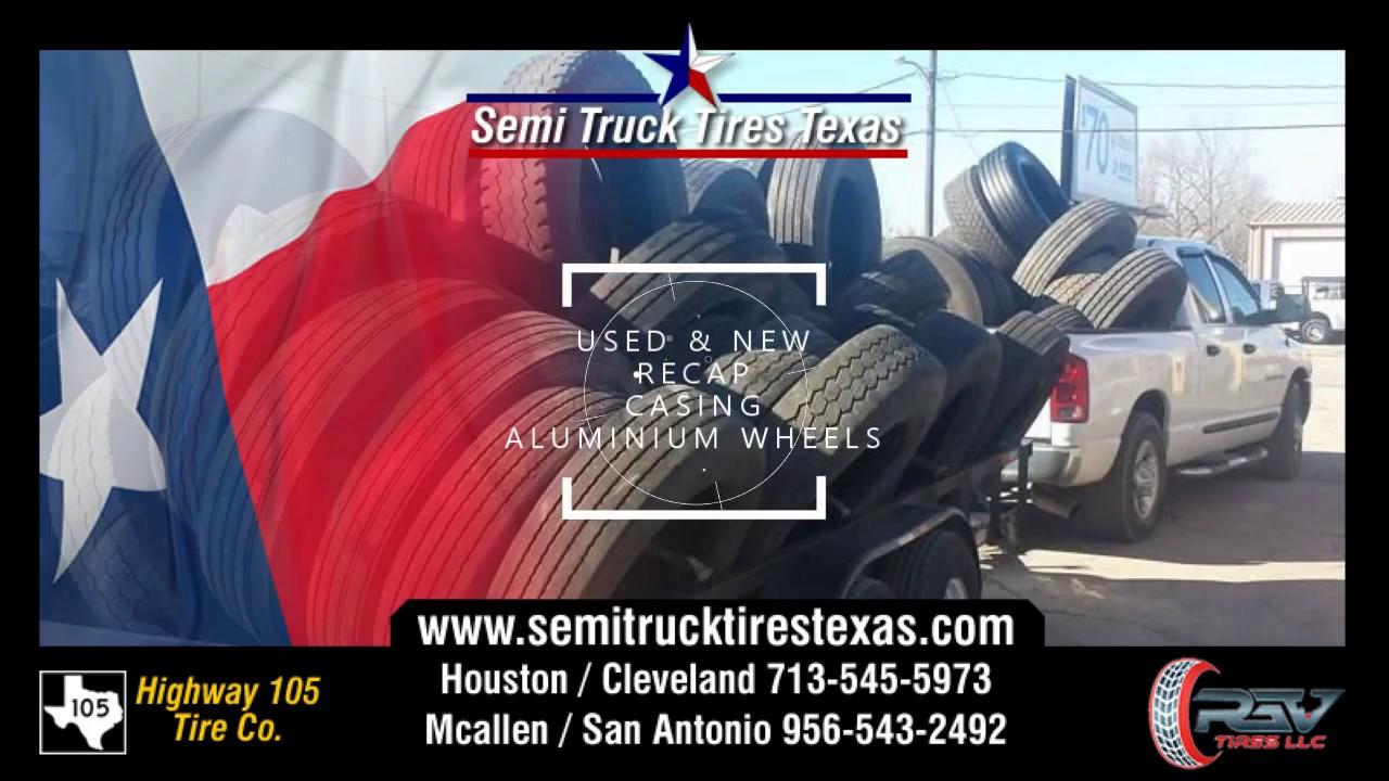 NEW AND USED TRUCK TIRES, CASING TIRES, RECAP, OTR, ALUMINIUM WHEELS FOR TRUCKS