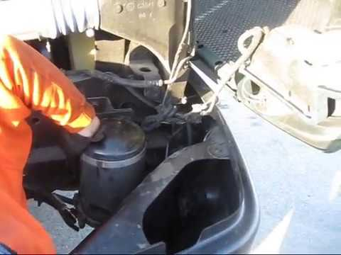 How And Why Dryer Cartridge valve Damage Air leak Full Stop