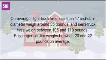 How Much Does A Tractor Trailer Tire Weight? – Kansas City