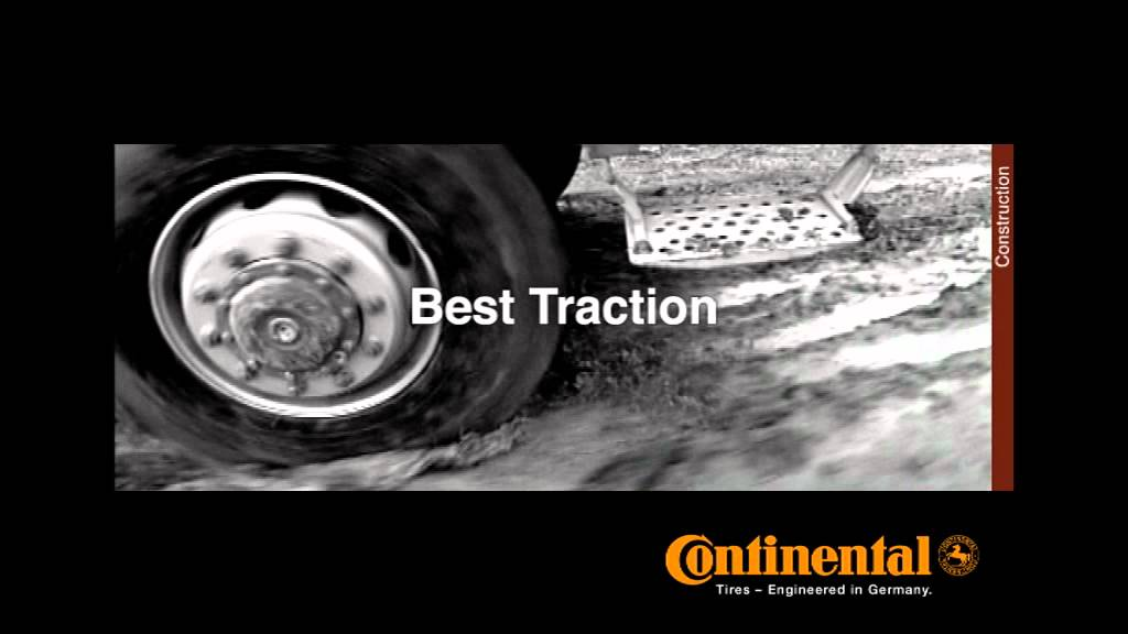 Continental Truck Tires Construction Image Movie