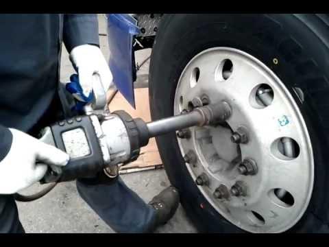 Fleet Maintenance -  Steer tires 2012
