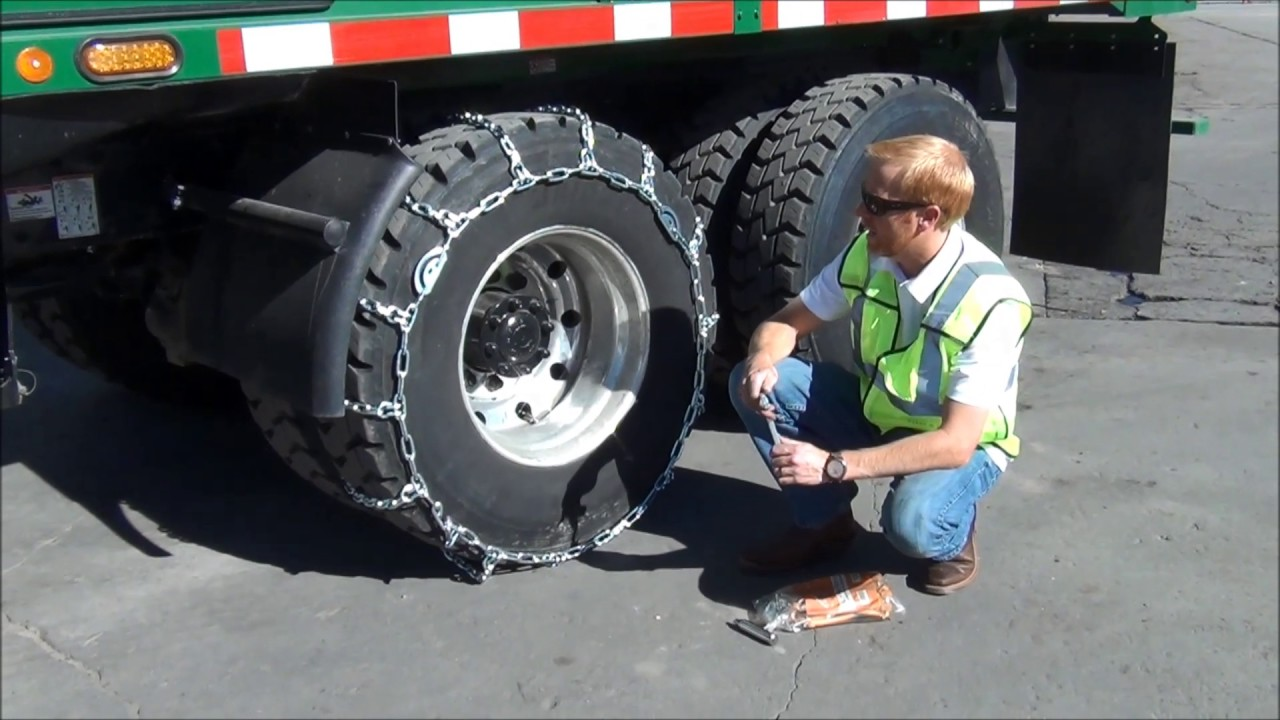 How to Install Tire Chains Correctly, Tips, Tricks, and Safety!