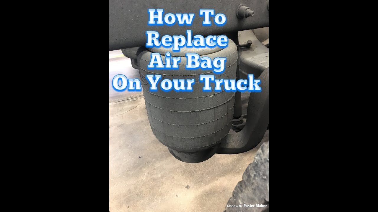 How To Replace an Airbag on Truck