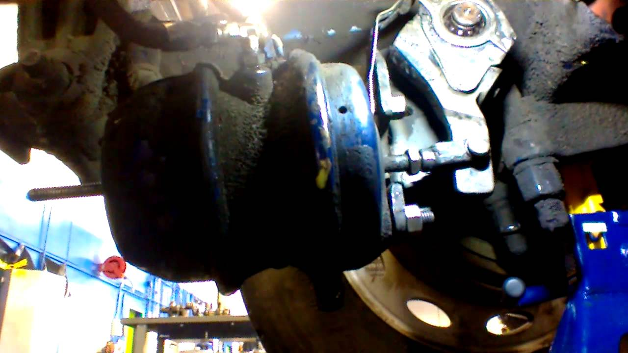 j-tech how to install brake chambers