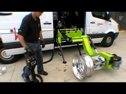 Mobile Tire Changer WS-561-C
