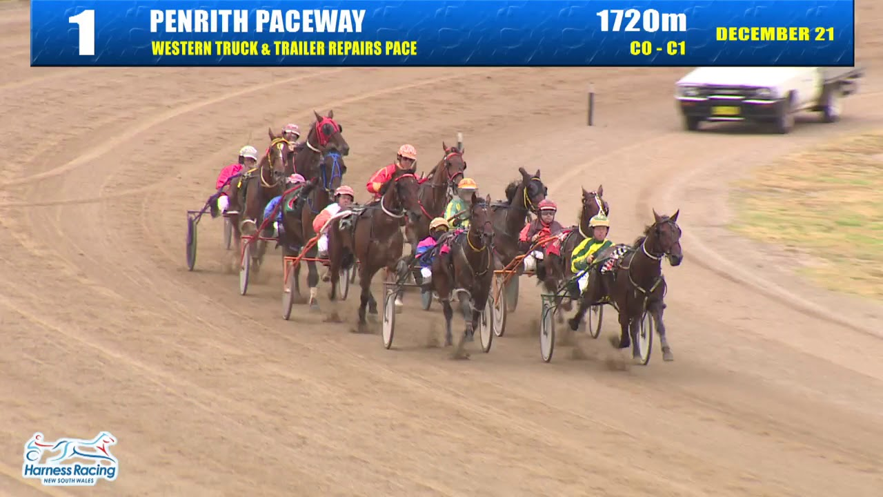 PENRITH - 21/12/2017 - Race 1 - WESTERN TRUCK & TRAILER REPAIRS PACE
