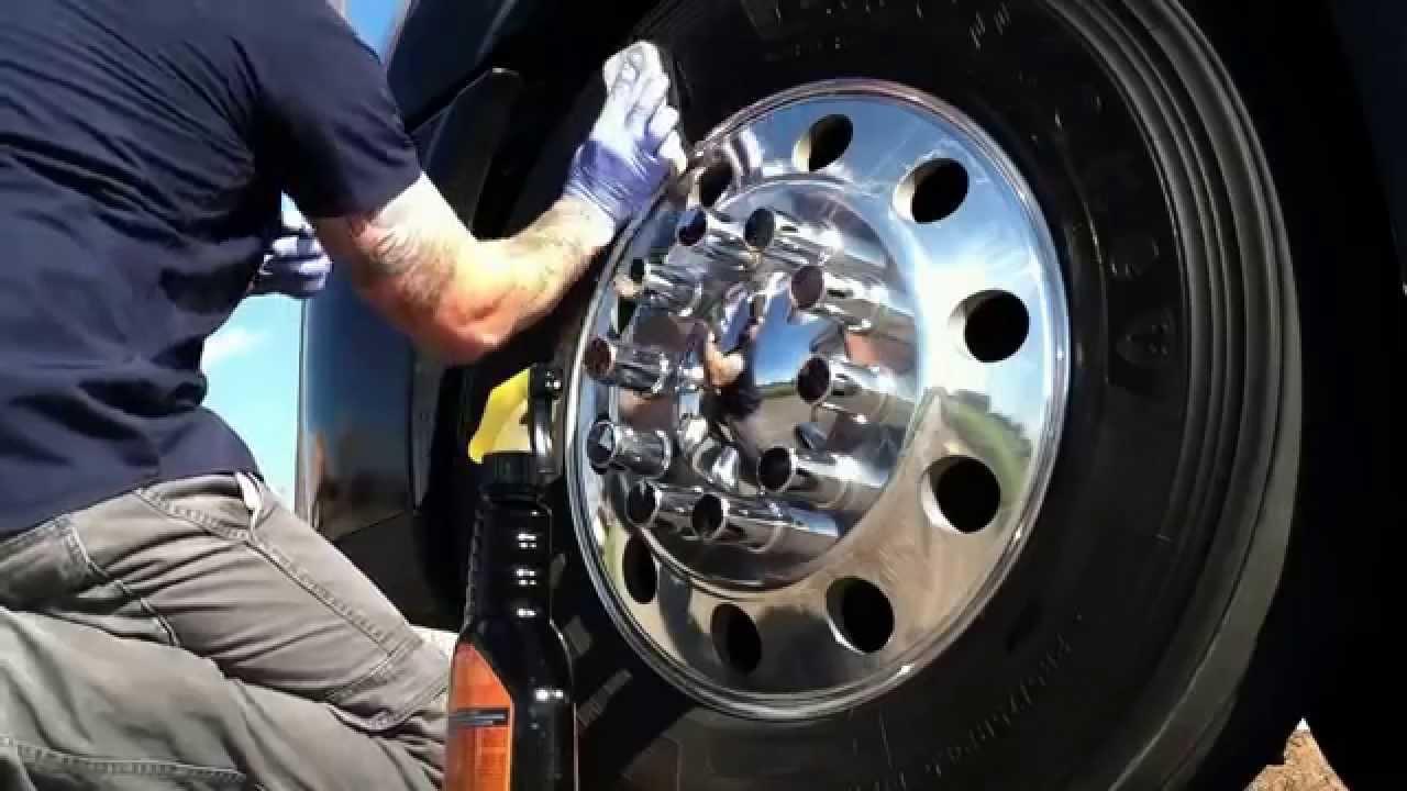 Pride in your Ride - Tire Shine