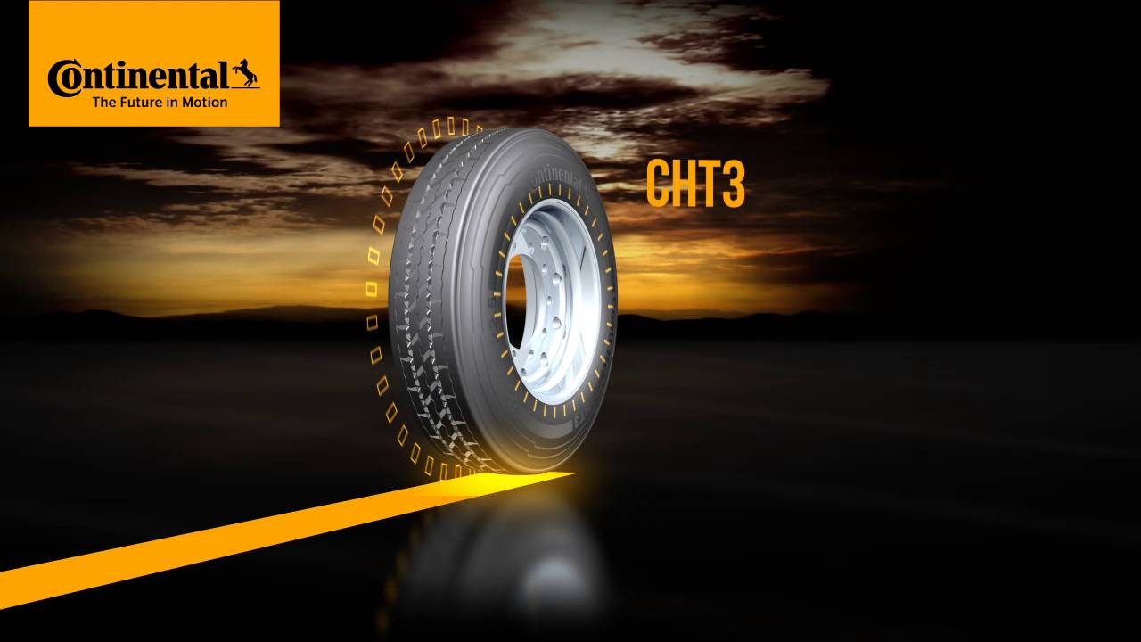 Continental Tyre Malaysia Generation 3 Truck Tyres