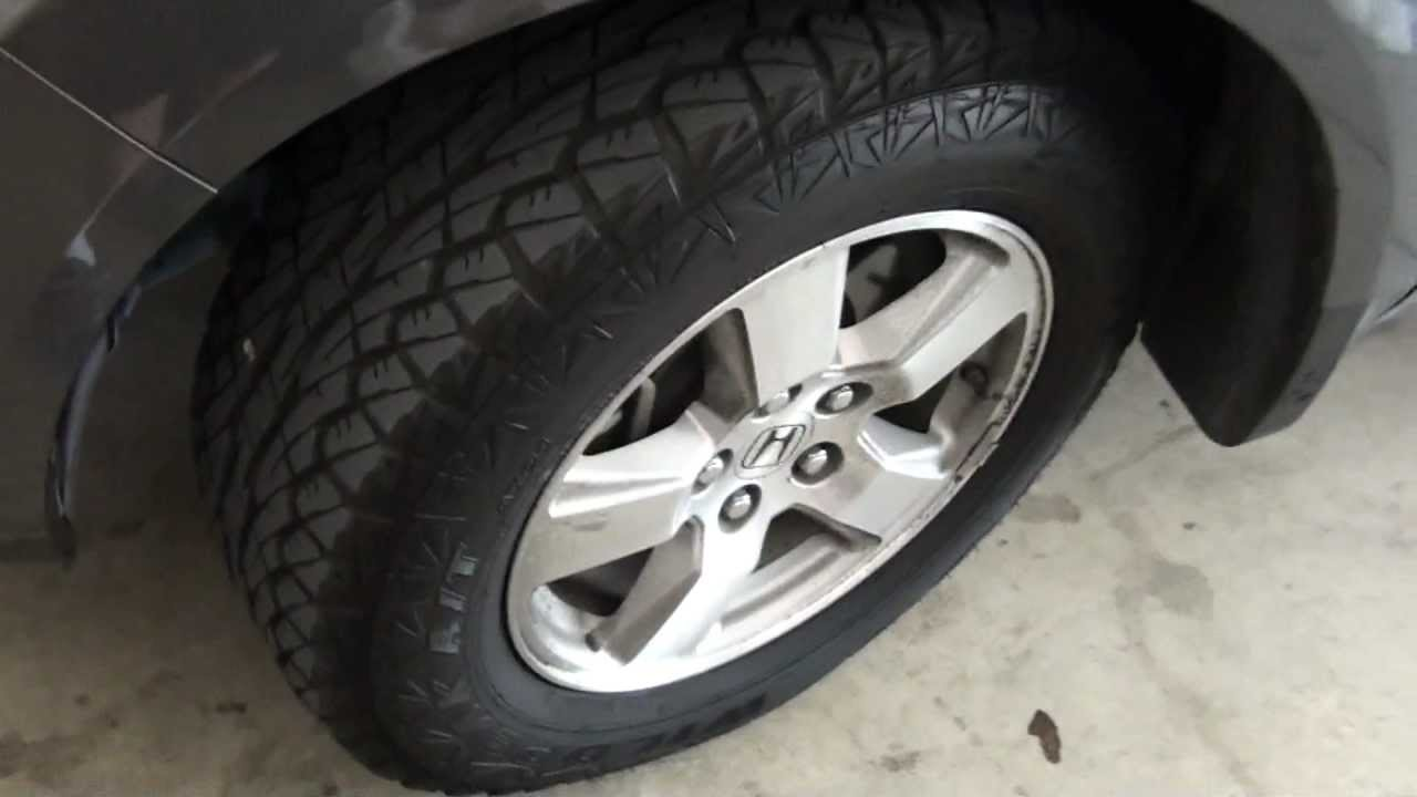 Falken Wildpeak AT tire review