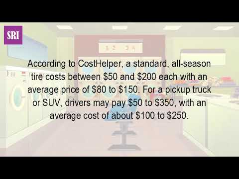 How Much Is A Truck Tire?