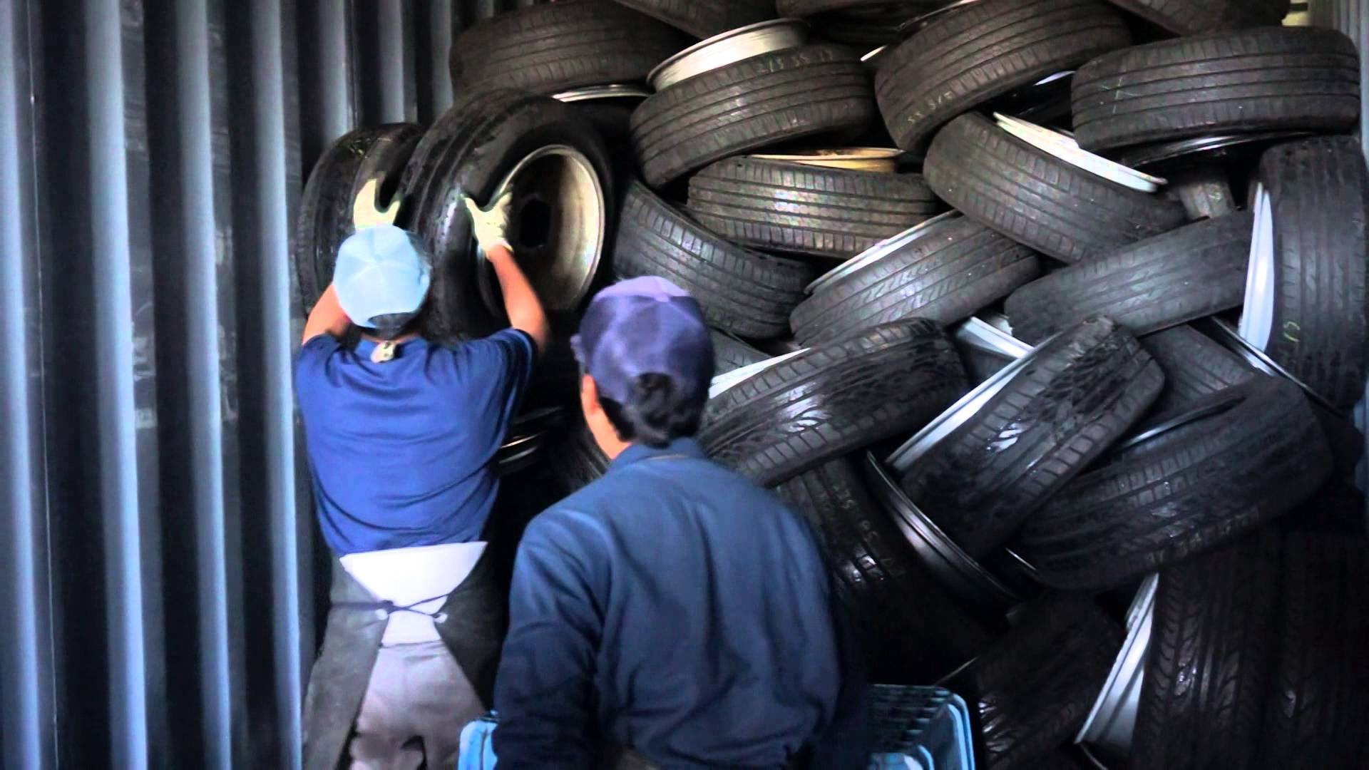 Japan Casings, Inc. -  Used tire for Russia70% up (2)