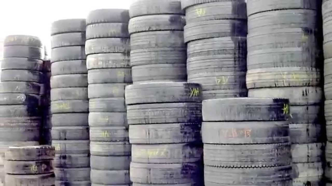 USED TIRES FROM JAPAN 11R22.5 etc.