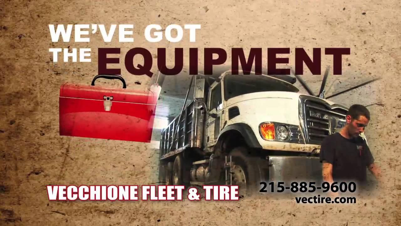 Vecchione Fleet & Tire - Why Vecchione - Fleet Repair Facility Commercial