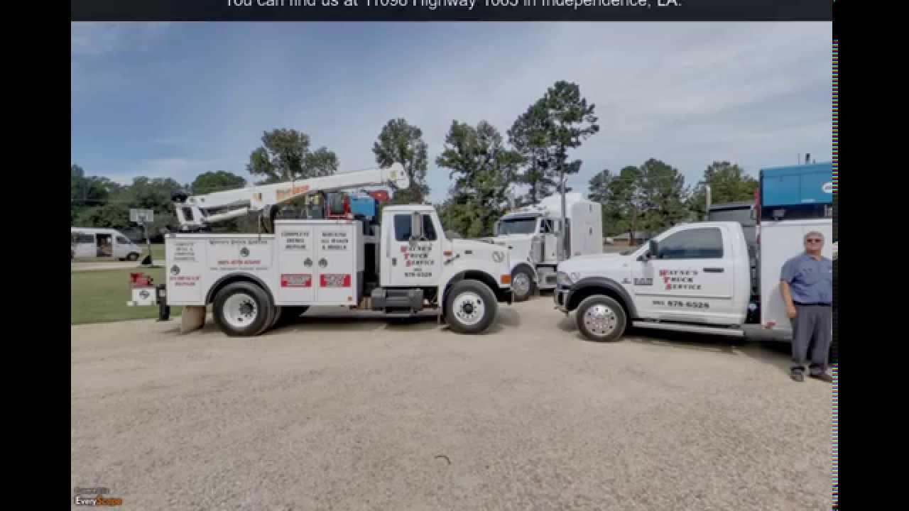 Waynes Truck Service | Independence, LA | Truck Repair