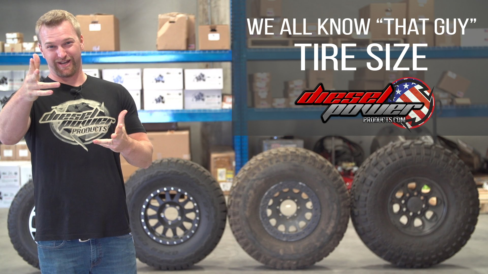 What Your Tire Size Means? Size Matters