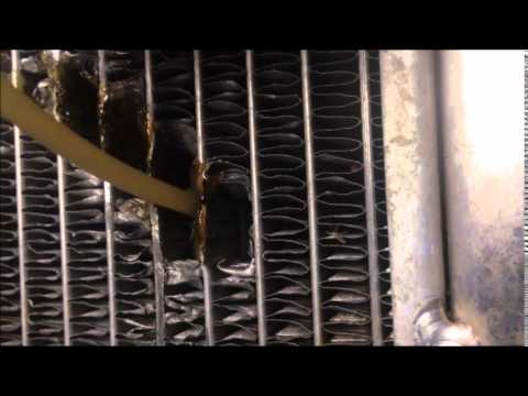 Aluminum Radiator Repair