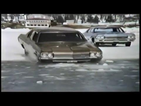 Firestone Tires 'Dangerous Ice' Commercial (1970)