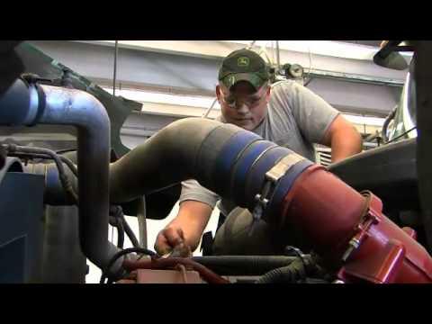 Medium/Large Truck Repair Program - St. Cloud Technical & Community College