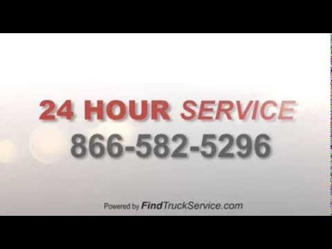 Shackleford Truck, Trailer and Tire Repair in Rossville, GA   24 Hour Find Truck Service
