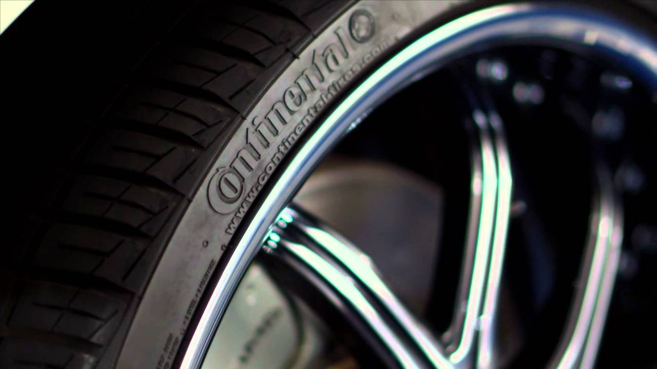 West Coast Customs Commercial, Continental Tires
