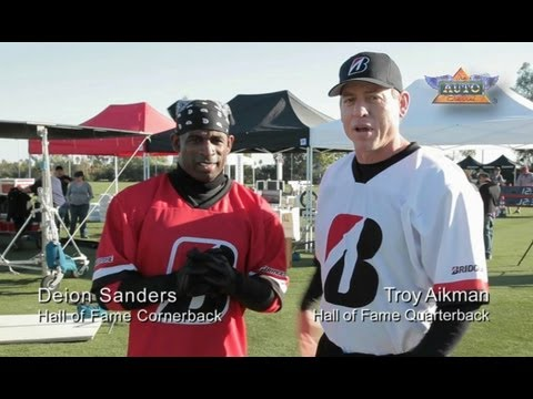 Bridgestone Performance Balls - 2012 Super Bowl TV Campaign
