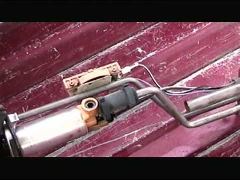 chevy truck fuel pump