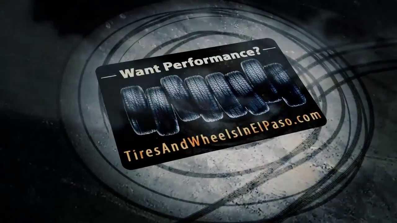 C&M Tires, El Paso TX Tire Dealers (915)590-8509
