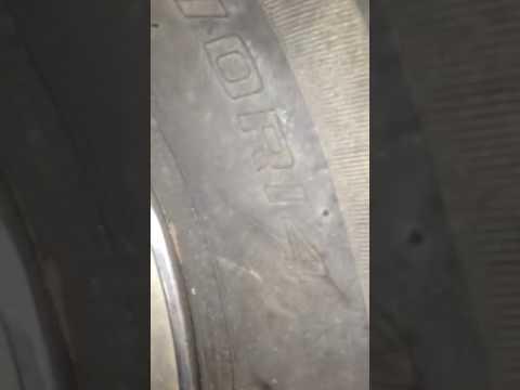 Ford Aerostar tires size