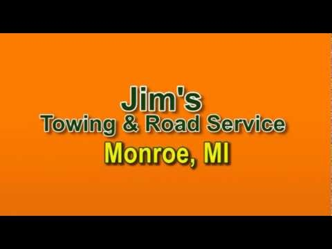 Jim's Towing & Road Service in Monroe, MI | 24 Hour Find Truck Service
