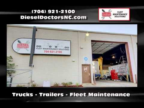 Semi Truck and Trailer Repair Service Charlotte NC - Diesel Doctors