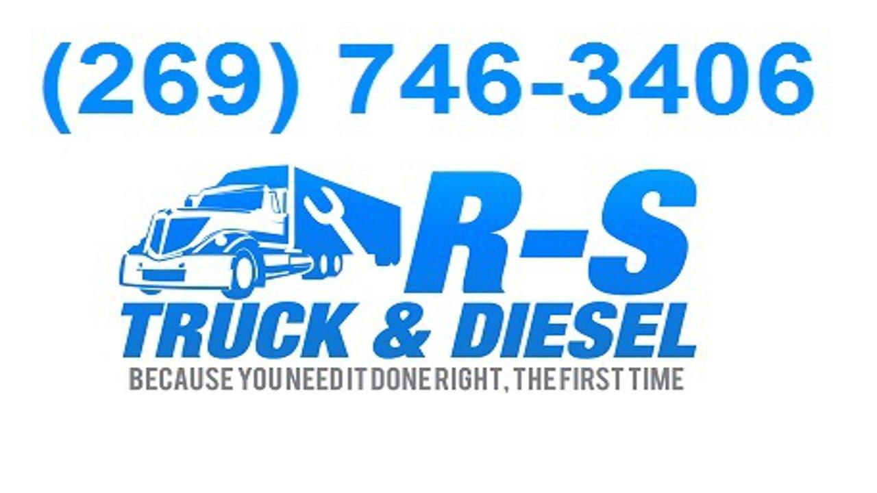 Semi Truck Repair Shop for Coldwater MI, Union City MI, Athens MI, Dowling MI.