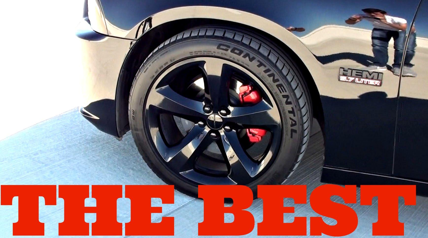 The Best/Longest Lasting Tire Shine Dressing - Adam's Polishes Super VRT
