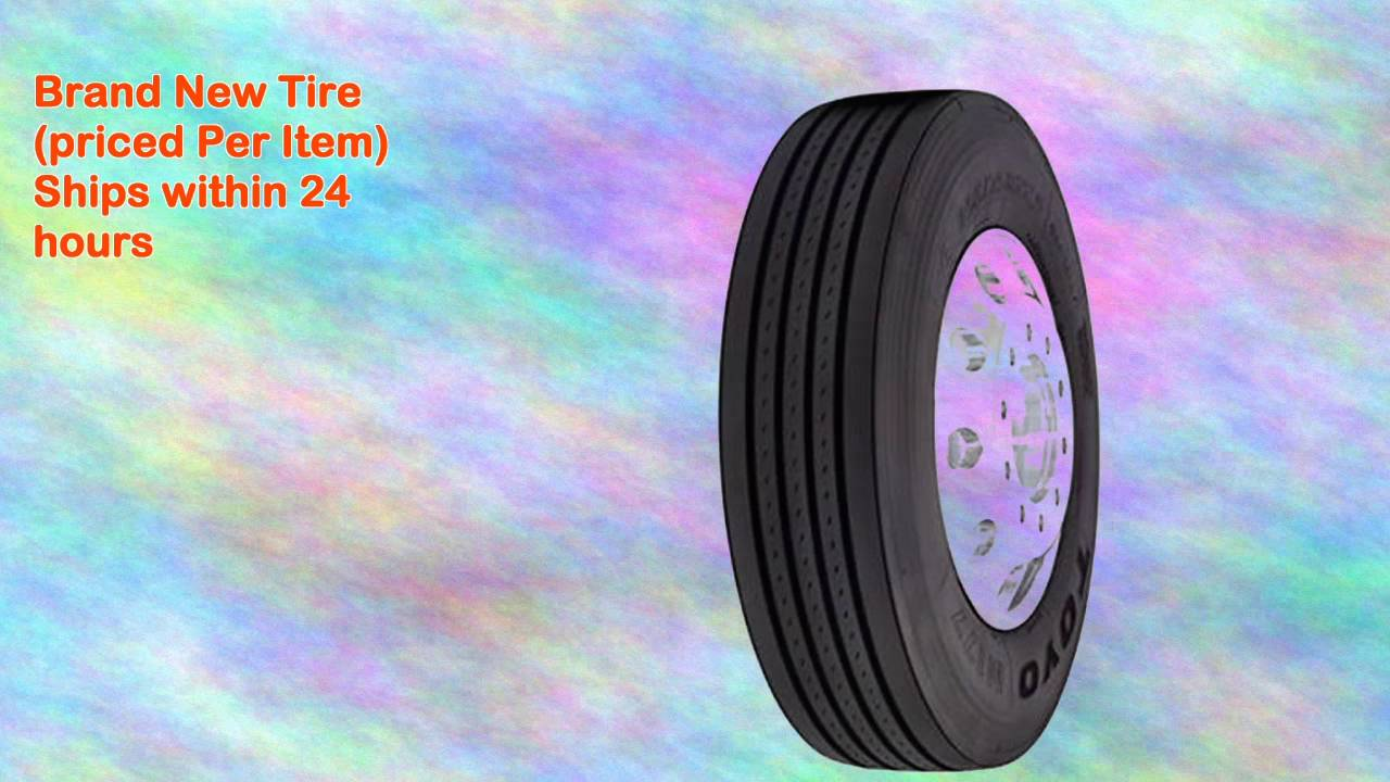 Toyo M177 Commercial Truck Radial Tire 285/75r24.5 144l