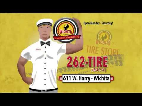 Wichita Tire Store - Commercial