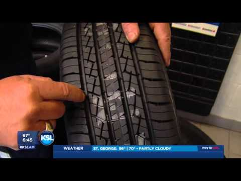 Beware regrooved car tires, expert says