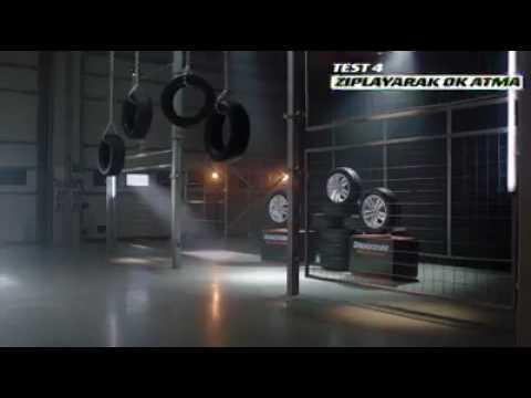 Bridgestone Tires With Lars Anderson
