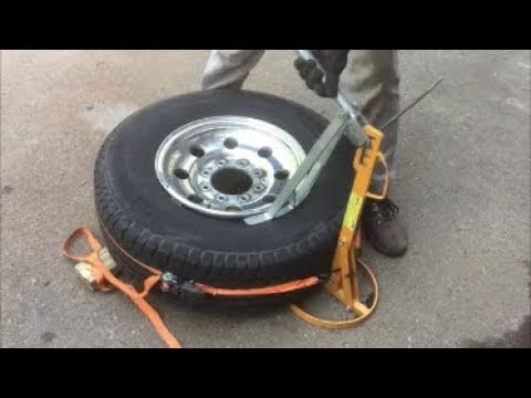 DIY Tire Valve Stem Repair / Replacement with Simple Tools