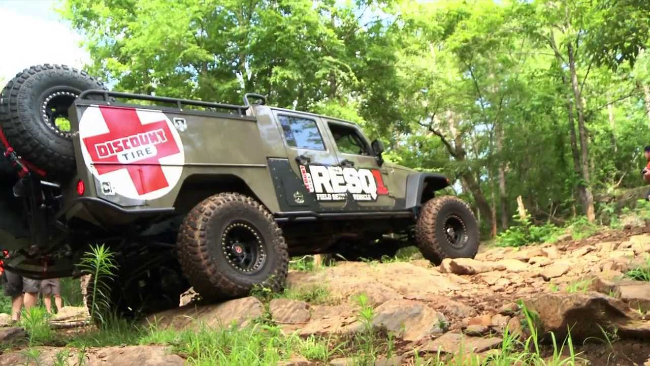 Episode 4 - ULTIMATE ADVENTURE - Off-Road Service Truck