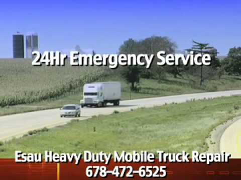 Esau Heavy Duty-Mobile Truck Repair, Athens, GA