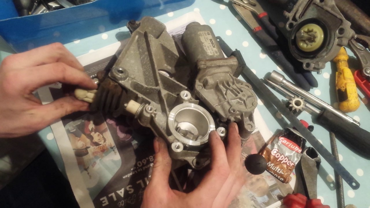 How to fix repair ford semi auto automatic gearbox solenoid